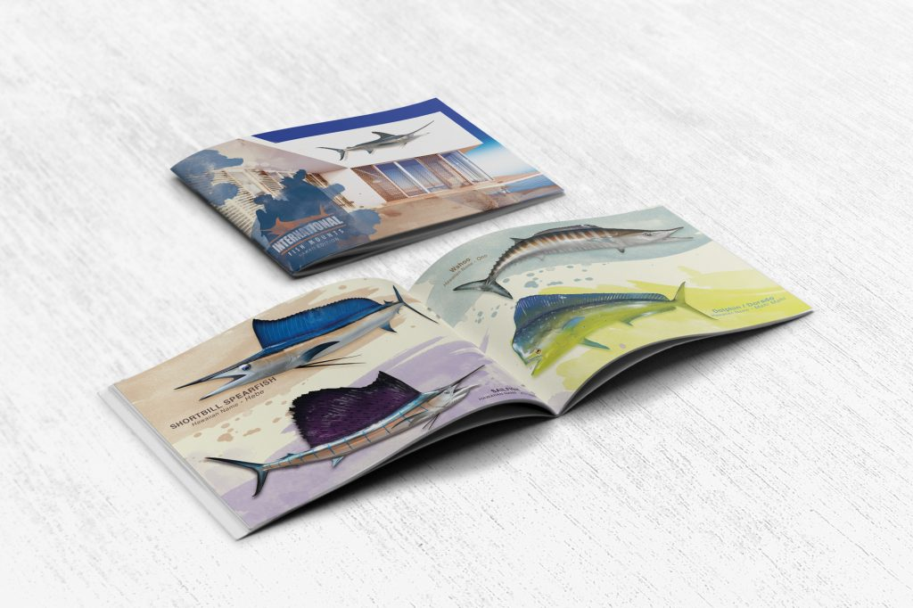 International Fish Mounts Brochure