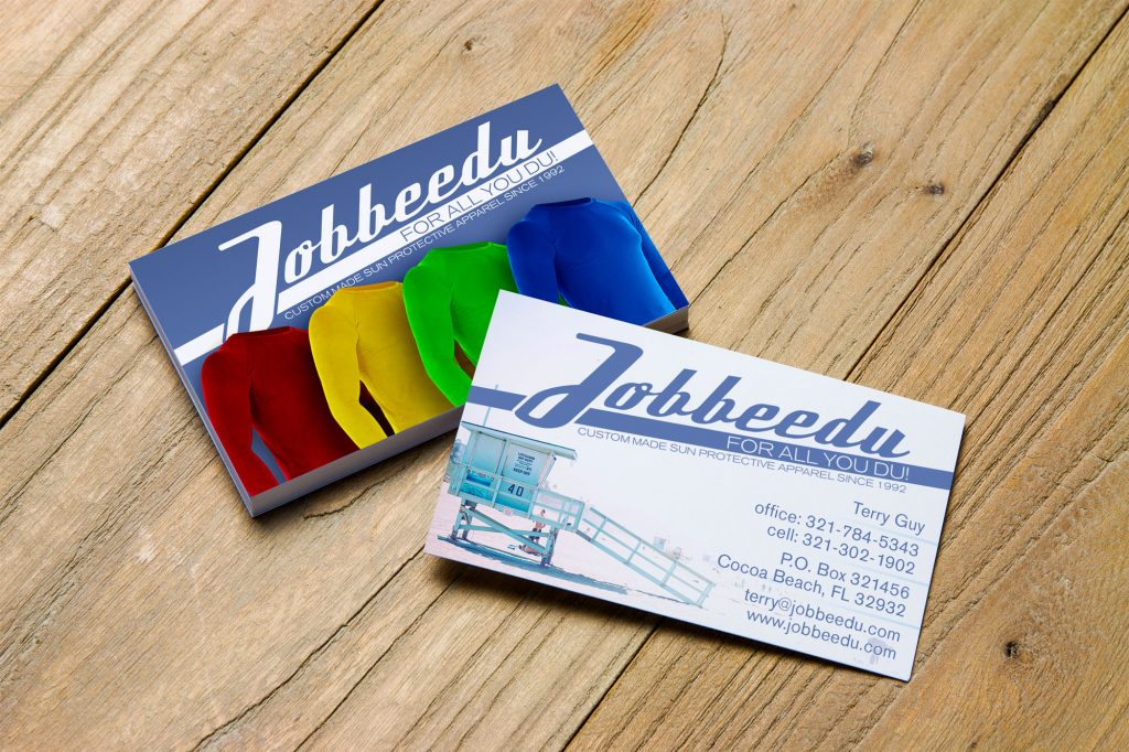 Jobbeedu Business Card