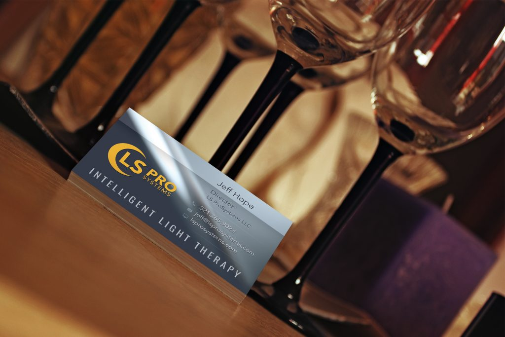LS Pro Systems Business Card